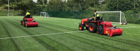 Sports Surface Maintenance